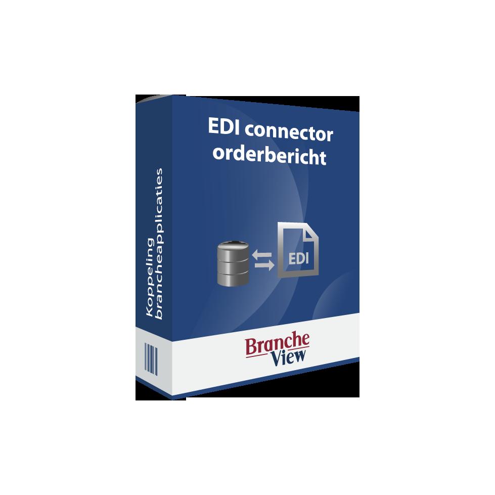 EDI connector orderbericht