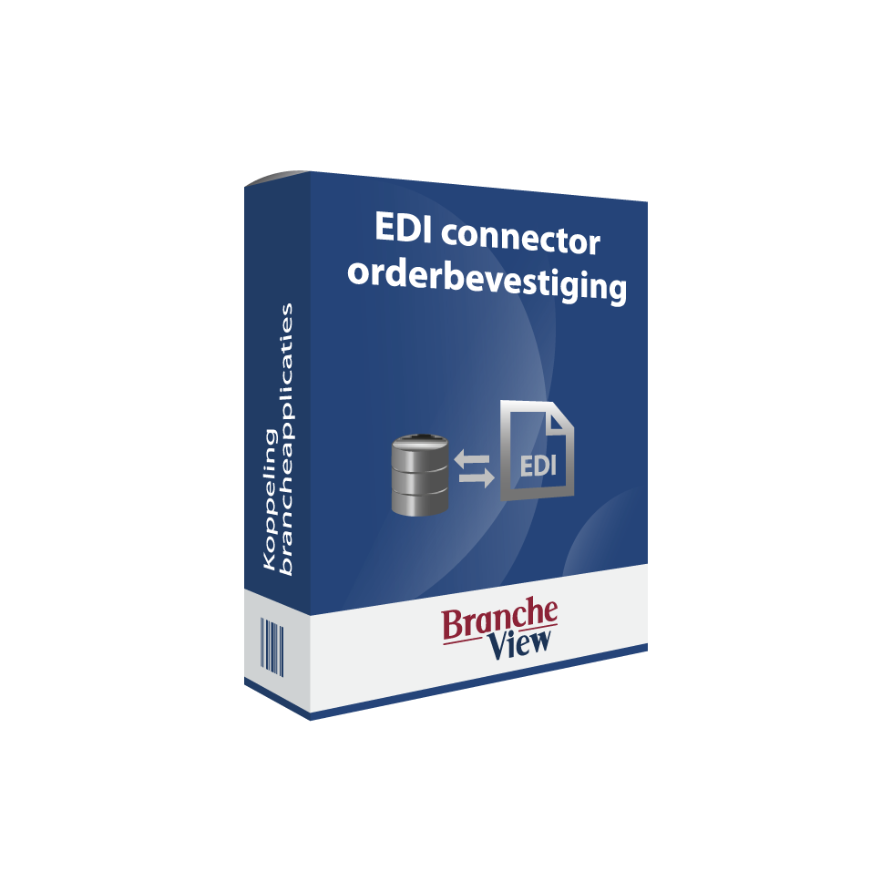 EDI connector orderbevestiging