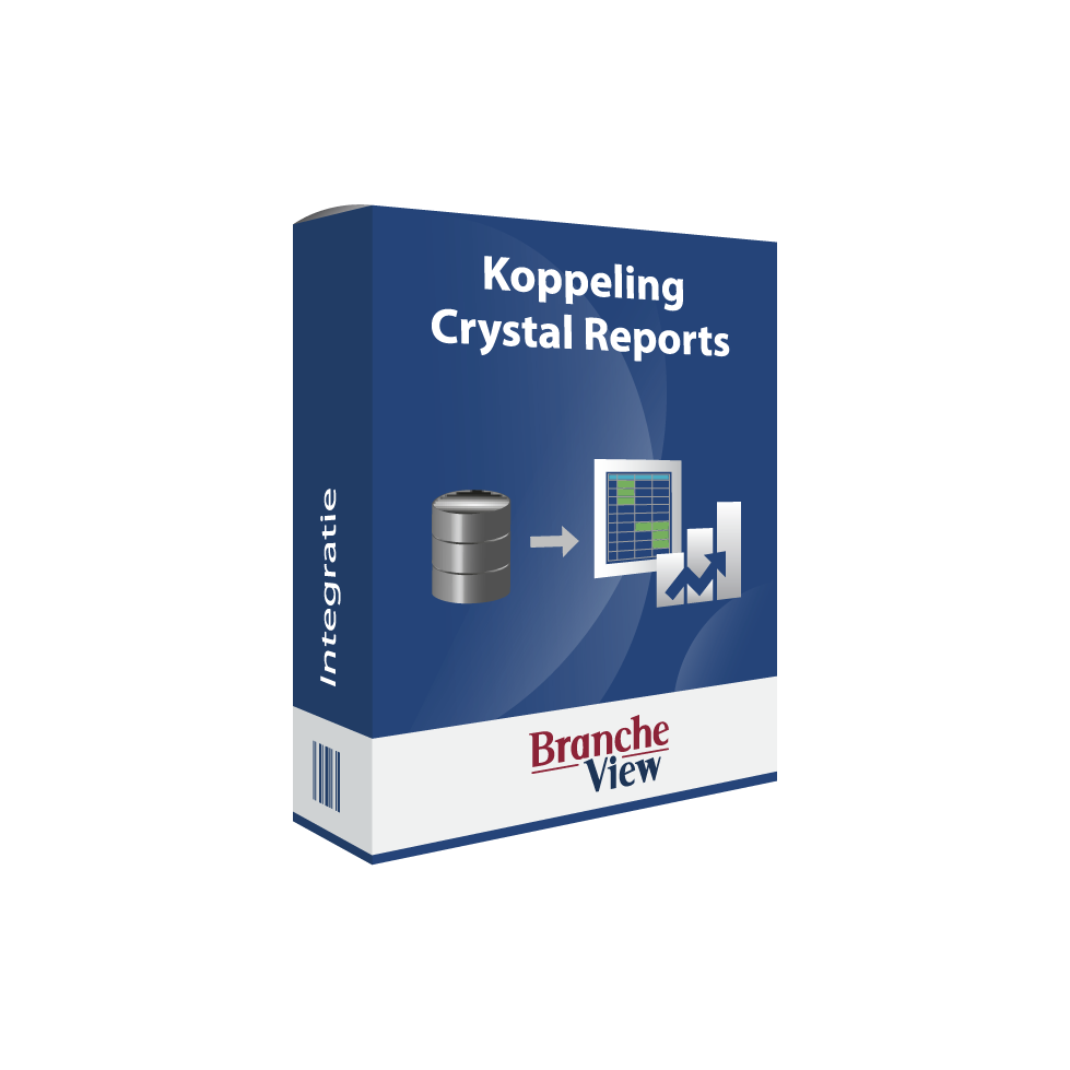 Koppeling Crystal Reports