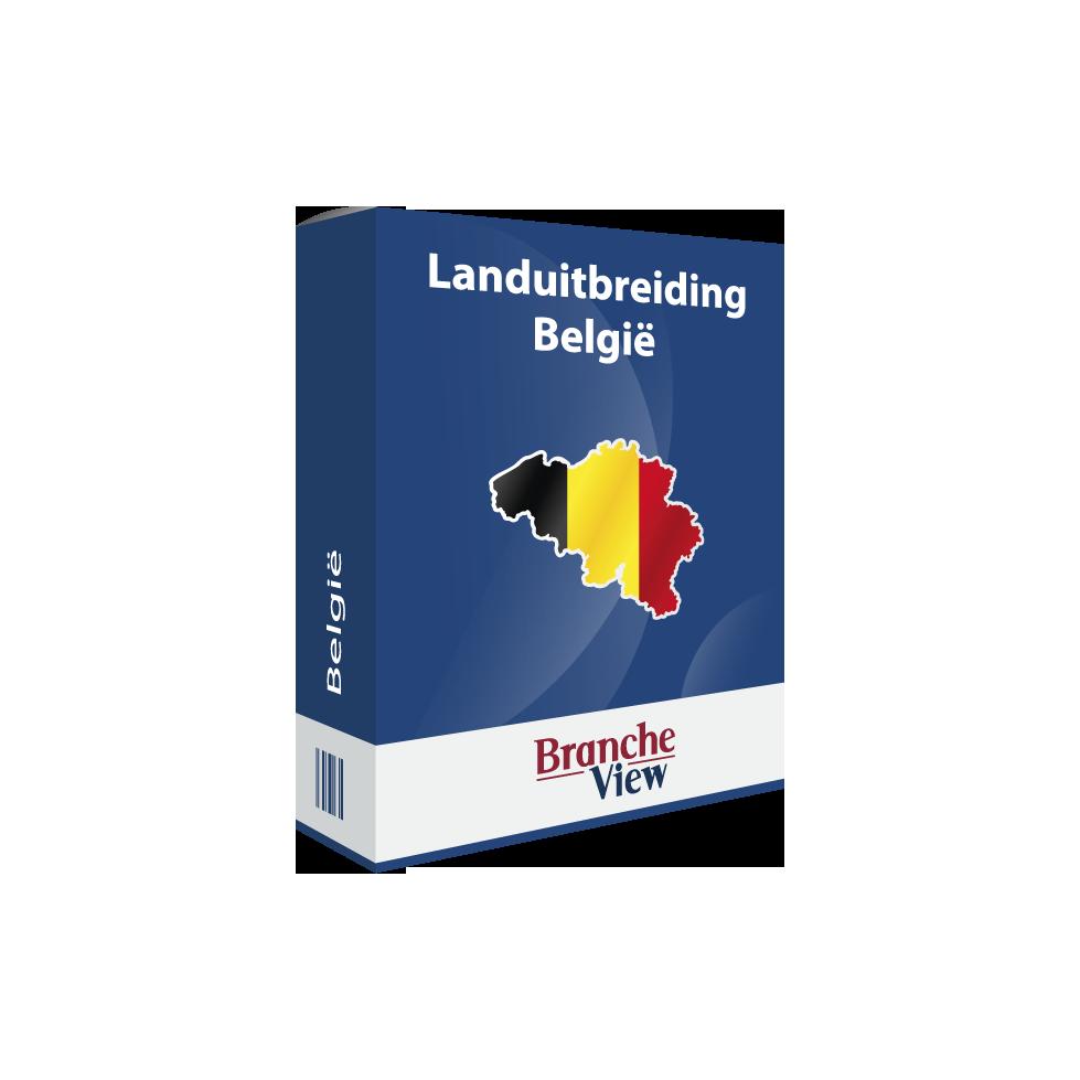 Landuitbreiding België