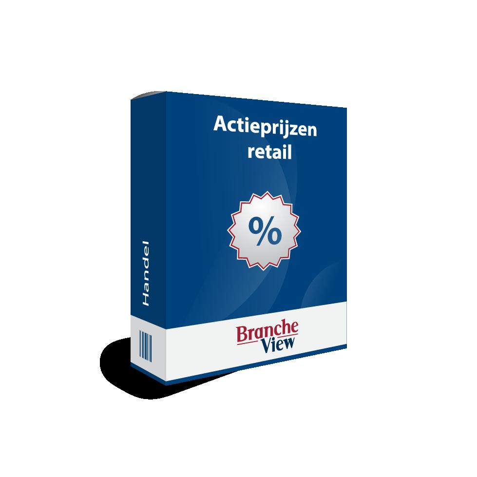 Actieprijzen retail