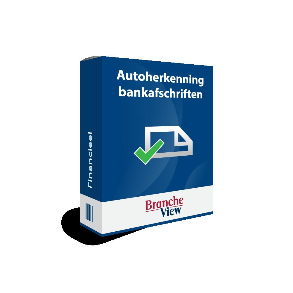 Autoherkenning bankafschriften