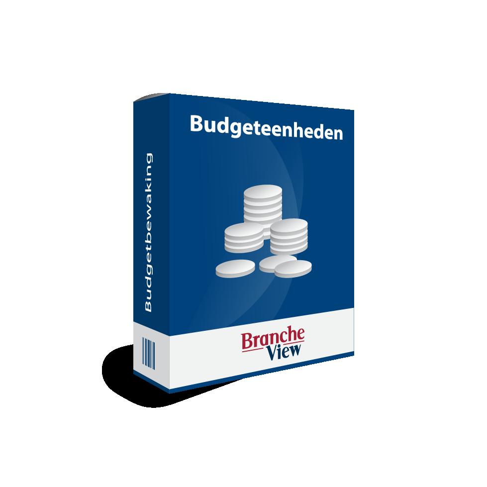 Budgeteenheden