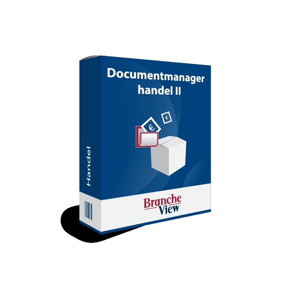Documentmanager handel II